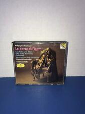 Mozart: The Marriage Of Figaro Bartoli 3 Discs, Deutsche Grammophon)
