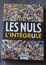 Les Nuls - l'intégrule - alain chabat canal plus, 2 DVD