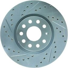 StopTech Disc Brake Rotor Front Right for Audi / Seat / Volkswagen # 227.33098R