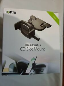 iOttie® Easy One Touch 4® Car CD Slot Mount Cell Phone Holder NEW
