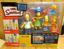 Playmates The Original Simpsons Intelli-Tronic Playset, 2003, MIB!