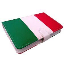 """MAJESTIC CUS175 CUSTODIA CON TASTIERA MICROUSB PER TABLET 7"""" BANDIERA ITALIA"""