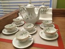 Vintage Winterling Bavaria Germany #41 Coffee/Tea (15 Pieces) Set