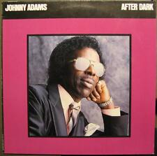 "JOHNNY ADAMS ""AFTER DARK"" - LP"