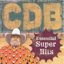 The Charlie Daniels Band- Essential Super Hits 2004 CD/DVD, Out of Print