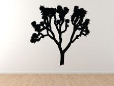 JOSHUA TREE YUCCA PALM DESERT U2 WALL DECAL STICKER