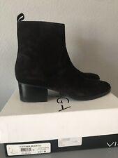 Via Spiga V-Ottavia Black Ankle Boot NIB Sz. 10.5 Retails $275