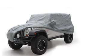 Smittybilt 803 Jeep Cover Fits Cj5 Cj7 Scrambler Wrangler (Tj) Wrangler (Yj)