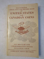 1960 UNITED STATES AND CANADIAN COINS BOOKLET -TUB RH4