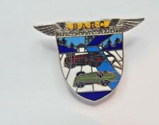 B.A.R.C Brooklands Enamel Pin Badge Nice Example High Quality