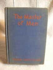 Scarce! The Master of Men: Quotable Poems About Jesus 1930 Rare 1st Edition Book