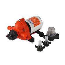 SEAFLO 12V Water Pressure Diaphragm Pump 3.0 GPM 11.6 LPM 45 PSI Boat Marine RV