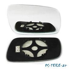 Spiegelglas für VW PHAETON 2002-2007 rechts konvex beheizbar elektrisch