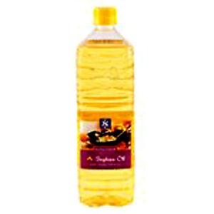 6 Liter Sojaöl Soja Öl Soybean Oil Marke Heuschen & Schrouff 100% reines Sojaöl