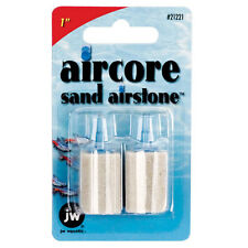 "Aircore Sand Airstone 1"" 2 Pack New"