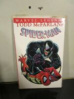 Marvel Legends Vol 3 Todd McFarlane Spider-Man Tpb OOP Venom~