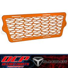 NEW PURE POLARIS  2017 SLINGSHOT SL LE ORANGE MADNESS PAINTED FRONT GRILL