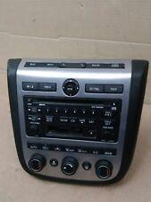 ✴️2004-2005 Nissan Murano AM FM Cassette 6 CD Changer Radio Player OEM LKQ