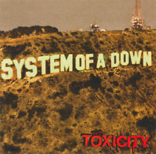 SYSTEM OF A DOWN Toxicity VINYL LP BRAND NEW