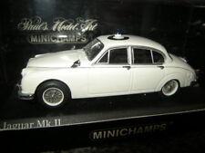 1:43 Minichamps Jaguar Mk. II 1959 Police Polizia n. 430130690 IN SCATOLA ORIGINALE