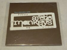 Arctic Monkeys Five Minutes With CD [Debut recording] [BANGBCD1]