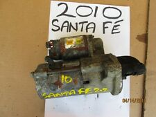 2010 HYUNDAI SANTA FE 2.2 D4HB STARTER MOTOR 36100-2F000