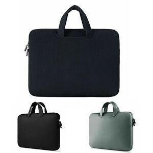 "11""/13""/15"" Laptop Sleeve Case Bag For Universal Macbook Air Pro Dell Lenovo"