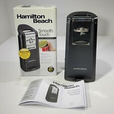 Hamilton Beach 76607 Smooth Touch Electric Can Opener