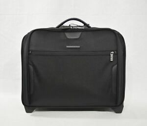 Briggs & Riley KR251-4 Medium Slim Rolling Brief Case. Work bag/Carry-On Travel