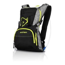 ACERBIS H2O DRINKS BACK PACK. TRIALS, ENDURO, MOTOCROSS. 2L BLADDER. 10L BAG!!