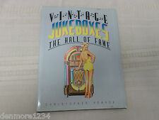 Vintage Jukeboxes The Hall Of Fame By Christopher Pearce Hardbound 125 Pages
