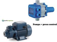 Elettropompa pompa periferica autoclave AG60 HP 0,5 + PRESS CONTROL offerta!