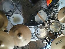 More details for remo vintage drum kit for sale , acousticon shells 22,16,14,13.12,10 inch