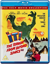 It! The Terror From Beyond Space (UK IMPORT) Blu-Ray NEW