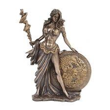 Norse Paganism Mythology Goddess Frigg Firgga Diety Wife of Odin Statue Figurine