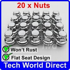 ALLOY WHEEL NUTS - TOYOTA 4RUNNER HILUX SURF X20 STUD LUG BOLT TOP QUALITY [A50]