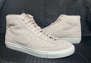 Nike SB Zoom Blazer Mid Suede - Pale Rose - Size 12 - New without Box