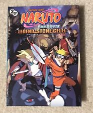 Naruto the Movie 2 - Legend of the Stone of Gelel (DVD, 2008, 2-Disc Set)