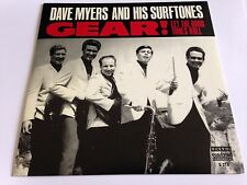 "DAVE MYERS and his SURFTONES Gear! RED 7"" Record Store Day RSD 2016 NEW LP"