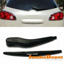 Black Rear Window Wiper Arm + 305mm Blade Set Fit for 2008-2015 Buick Enclave