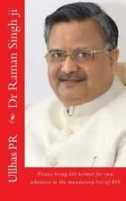 Dr Raman Singh ji: Bring ISI helmet in the mandatory list of BIS