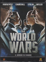 The world wars - il mondo in fiamme - 3 DVD+slipcase editoriale nuovo sigillato