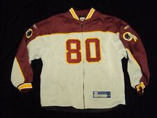WA Redskins Reversible Jersey/Jacket Reebok Adult Size XL New Without Tags!