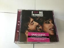 David Guetta : F*** Me Im Famous: Ibiza Mix 2010 CD (2010)