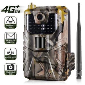 Hunting Camera 4G HC-900LTE 16MP 1080P 940nm 44LED IP65 Wildlife Trail Camera CN