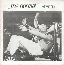 "7"" 45 TOURS FRANCE THE NORMAL ""T.V.O.D. / Warm Leatherette"" 1978 NEW WAVE"