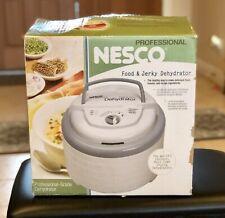 New ListingNesco Professional Food Dehydrator/ Jerky Maker model Fd-75Pr - 700 Watt! Unused