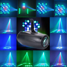 10W 64 LED RGBW Stage Light CLUB Party Effect Projector Show Lighting Lamp XMAS