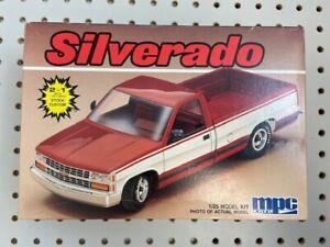 MPC ERTL 1:25 Chevy Silverado C-1500 Pickup Stock or Custom Build Kit #6096