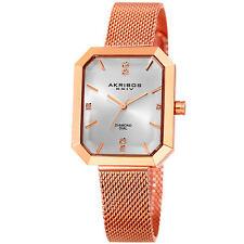 Akribos XXIV Women's Classsic  AK909RG Wrist Watch